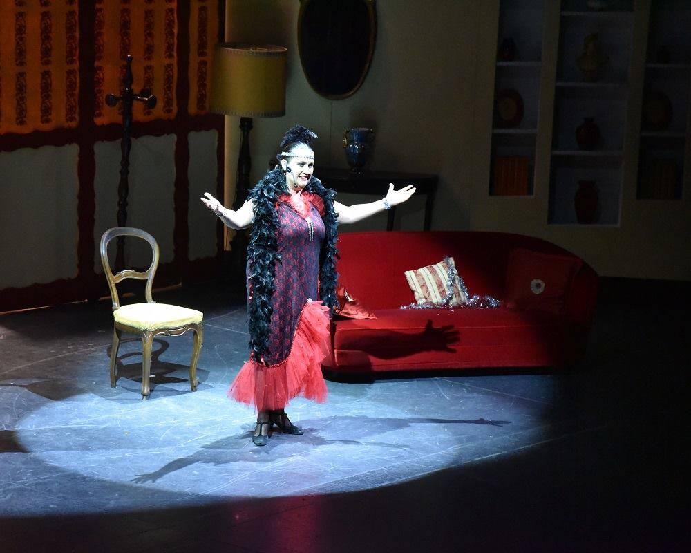 Riviera24 - La commedia Dàighe au luvu! negli scatti di Fulvio Magaglio