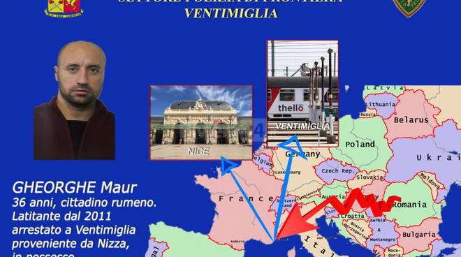 riviera24 - Latitante rumeno