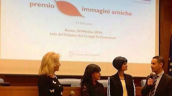Riviera24 - Laura Amoretti premio immagini amiche