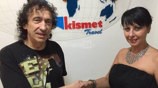 Riviera24 - Paolo Alberti e Antonella Vassallo