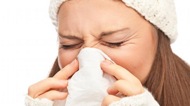 Riviera24 - raffreddore, influenza