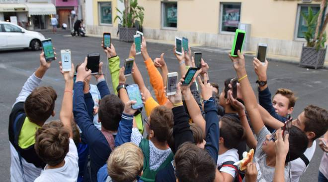 riviera24 - sanremo raduno pokemon go