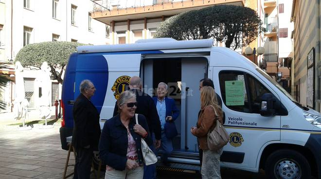 riviera24 - Screening sanitari gratuiti del Lions Club Ventimiglia