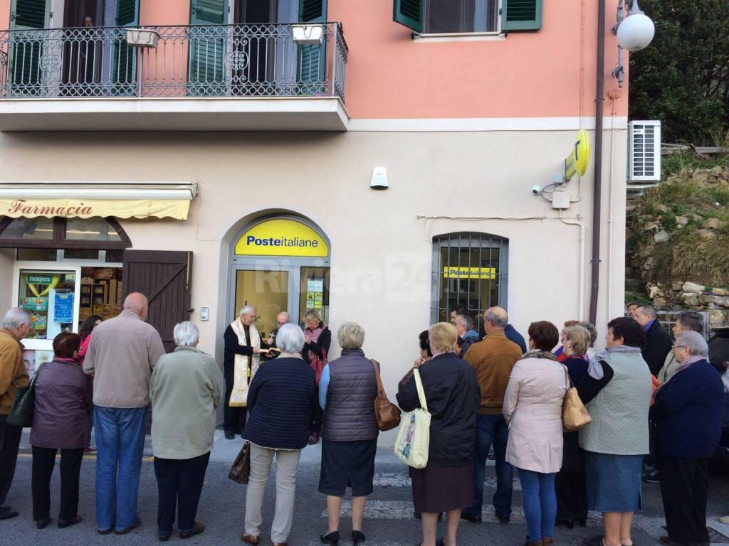 Ufficio Postale San Lorenzo Nuovo : Rieti dopo l attacco alle poste di frasso ufficio delocalizzato e