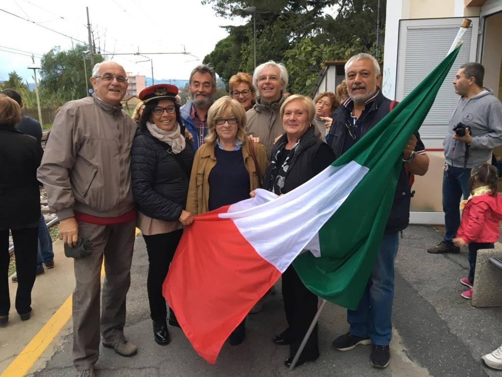 Addio alla stazione di San Bartolomeo