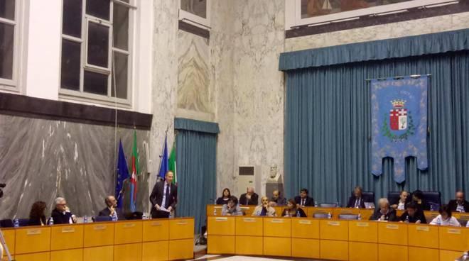 consiglio comunale di imperia
