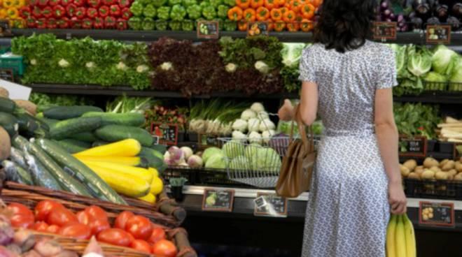 frutta e verdura, spesa, supermercato