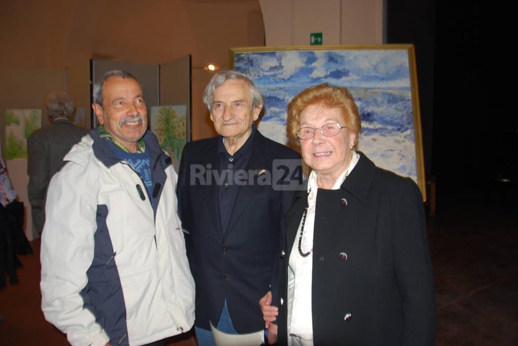 """Parmurelu d'oru a Sergio """"Ciacio"""" Biancheri"""