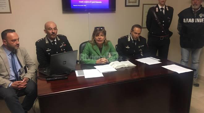 riviera 24 - carabinieri quatrale pradella
