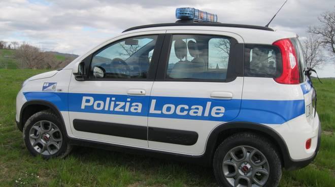 riviera 24 -  panda polizia locale