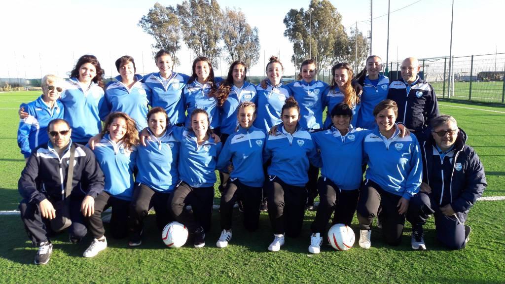 riviera 24 - Unione Sanremo calcio femminile