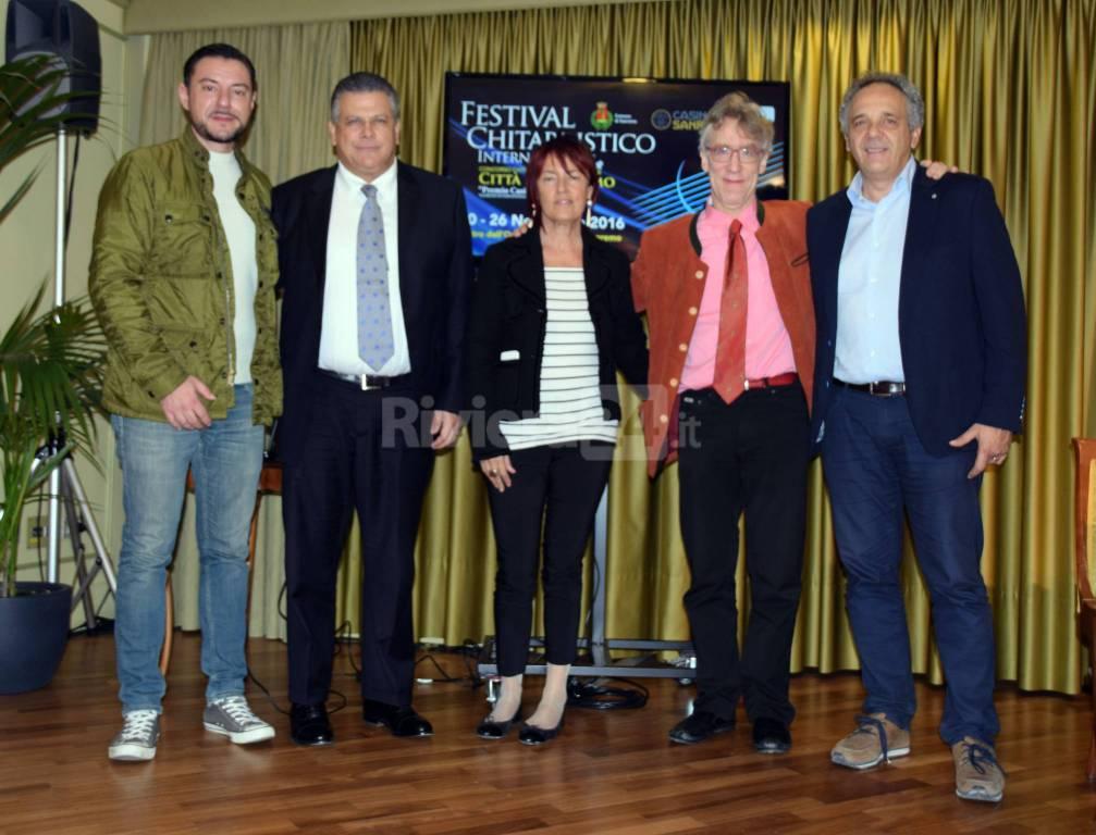 riviera24 - da sx Campagna, Prestinoni, daniela cassini, eliot fisk, leandro faraldi