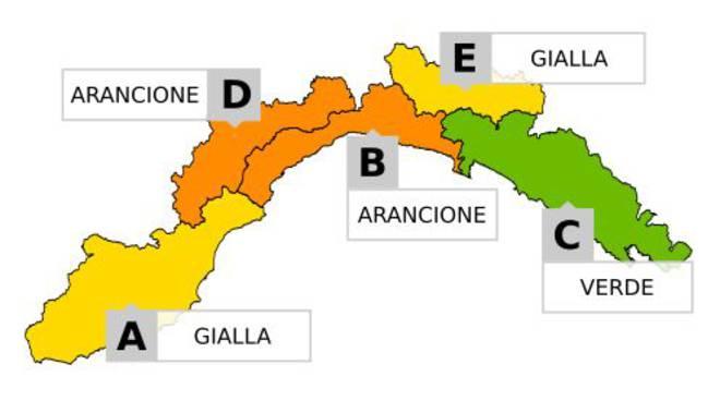 riviera24 - Allerta arancione
