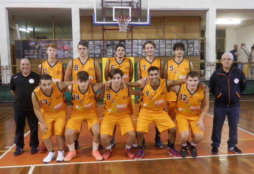 riviera24 - basket ospedaletti under 20