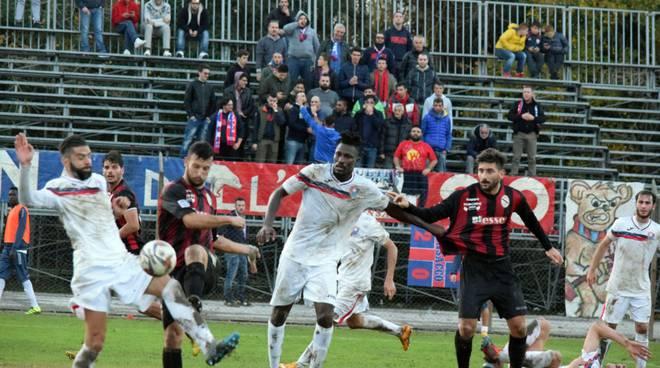 riviera24 - Calcio Serie D, le immagini di Ponsacco-Argentina