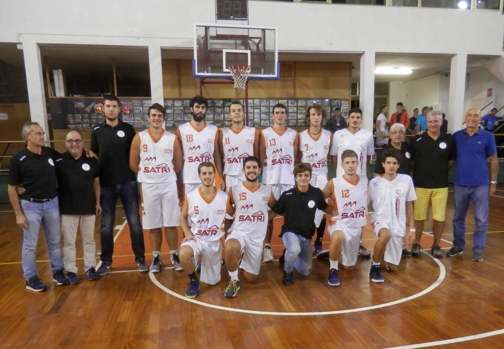 riviera24 - Campionato Serie C Silver bc ospedaletti