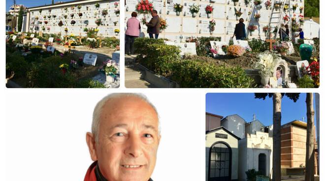 riviera24 - collage cimitero riva