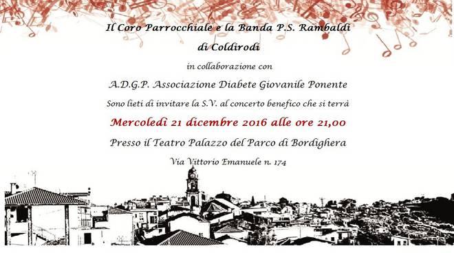 riviera24 - Concerto benefico a Bordighera