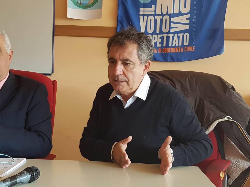 riviera24 - conferenza Taggia, esiti monitoraggio ambientale discarica di collette ozotto