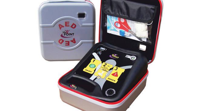riviera24 defibrillatore