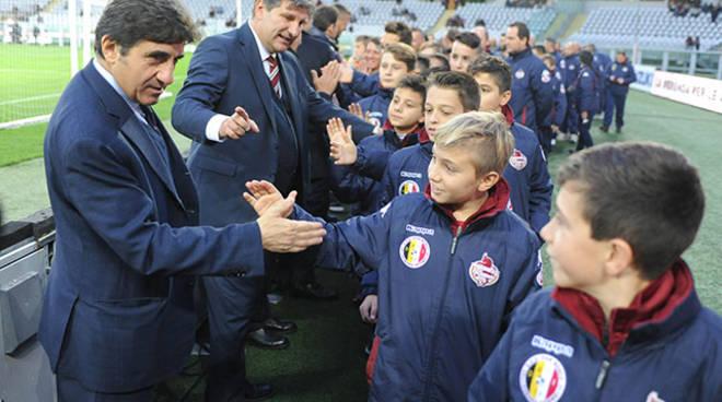 riviera24 - Don Bosco Calcio Vallecrosia allo Stadio Olimpico di Torino