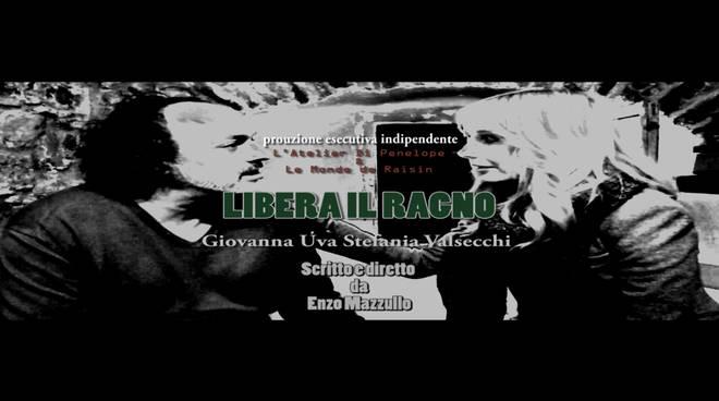 Riviera24 - Enzo Mazzullo Libera il ragno