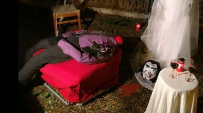 riviera24 - Festa di Halloween a Pompeiana