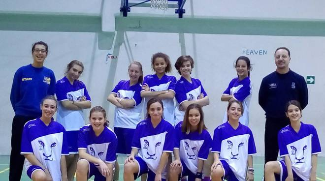 riviera24 -  Girrrls Alassio/Diano under 14