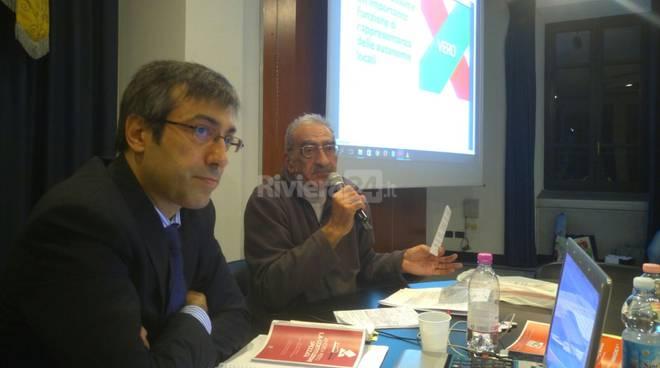 riviera24 - Incontro sulla riforma costituzionale a Arma di Taggia