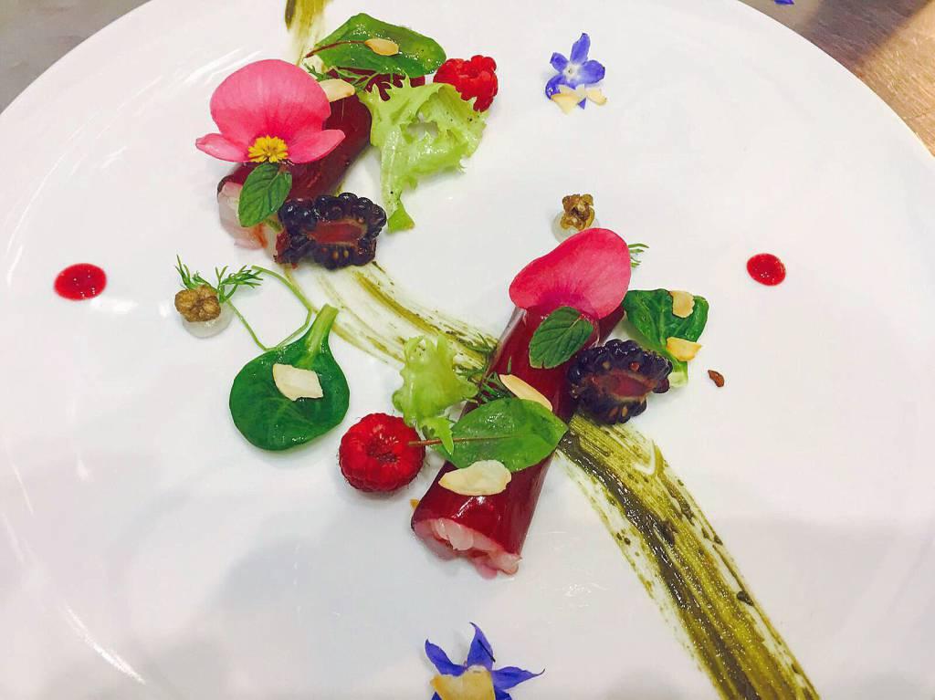 Riviera24 - Lo chef Mauro Colagreco a pranzo da Ittiturismo MB Patrizia
