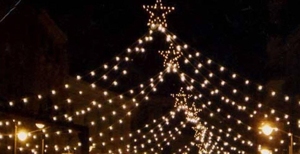 riviera24 - Luminarie natalizie