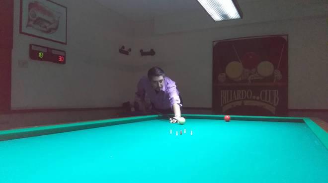riviera24 - Marco Beretta del Biliardo Club di Bordighera
