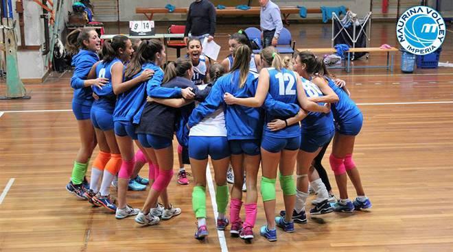 riviera24 - maurina volley generica serie d femminile