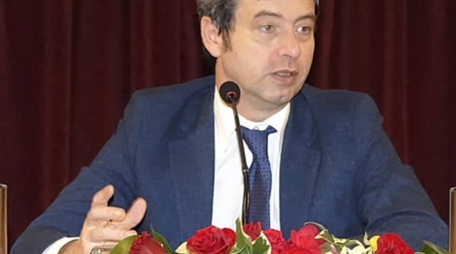 riviera24 - ministro della giustizia Andrea Orlando al teatro del casinò