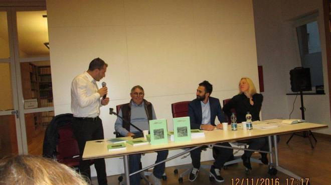 riviera24 -Presentazione della Rivista Intemelion a Ventimiglia