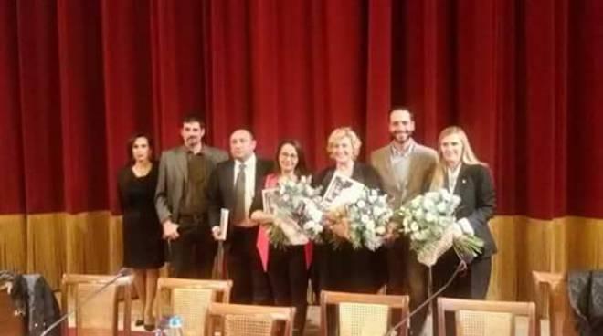 riviera24 - Presentazione di Donna Rachele Mussolini a Sanremo