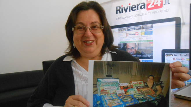 Riviera24 - Roberta Mazzucco