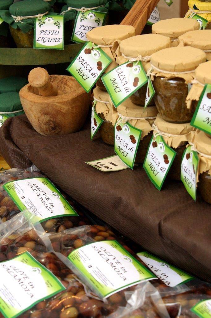 Ritorna sanremo con gusto mostra mercato di prodotti for Progetta i piani domestici delle tradizioni