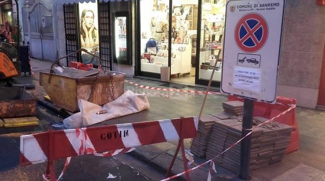 Riviera24 - Sanremo, lavori abbattimento barriere architettoniche
