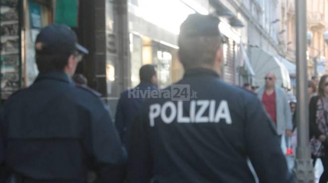 Riviera24 - Sanremo, servizio interforze carabinieri, polizia, municipale, guardia di finanza