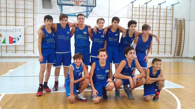 riviera24 - sea basket sanremo under 14