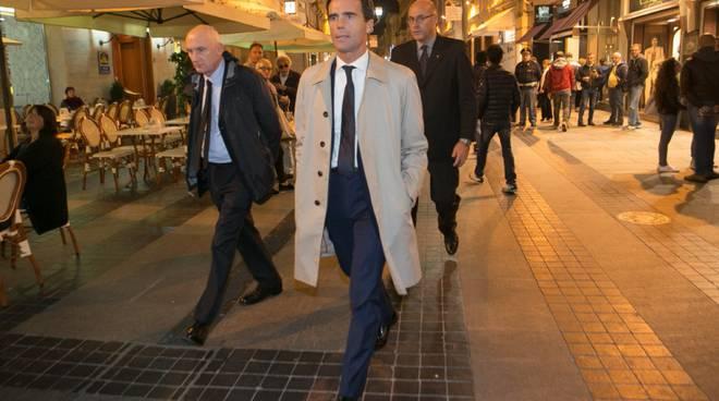 riviera24 - Sottosegretario Gozi a Sanremo