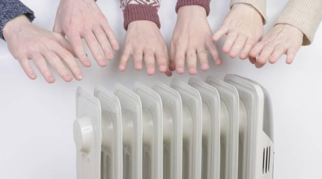 riviera24 - termosifone freddo riscaldamento