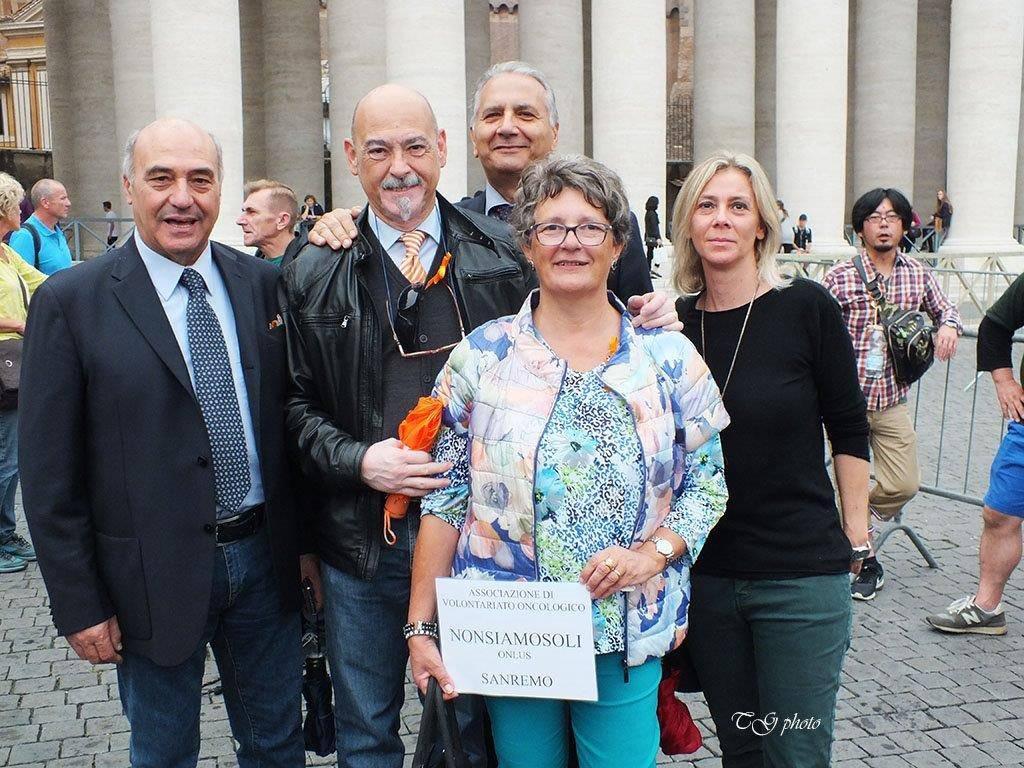 Riviera24 - Tiziana Guatta  incontro oncologi Roma 2016
