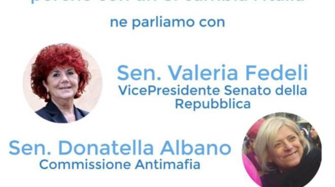 riviera24 - Valeria Fedeli e Donatella Albano
