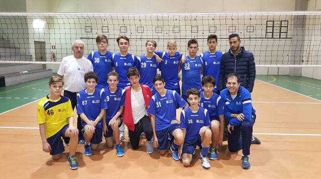 riviera24 - volley primavera imperia under 16