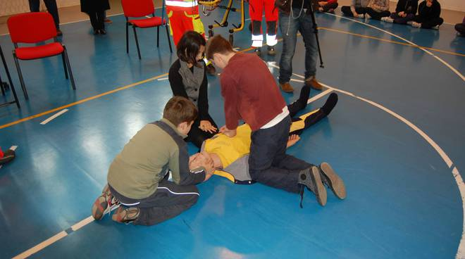 Safety School a San Bartolomeo al Mare