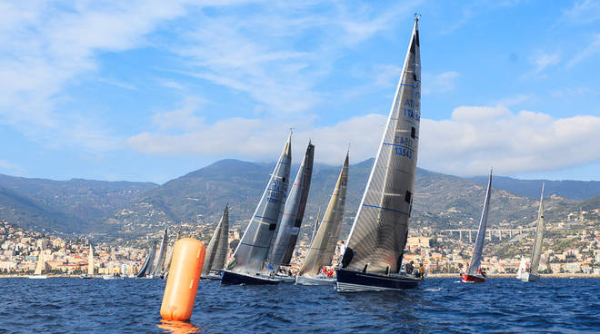 WEST LIGURIA: AUTUNNO IN REGATA