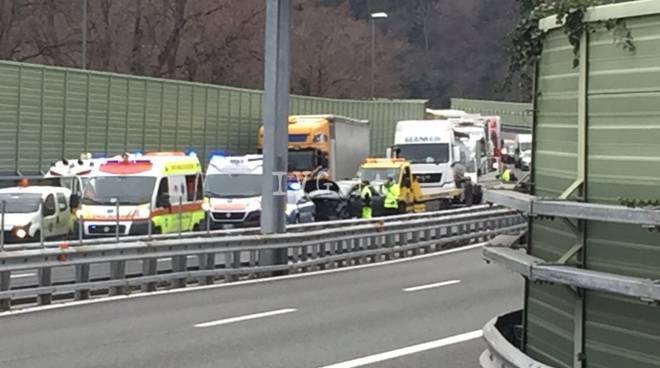 ambulanza autostrada