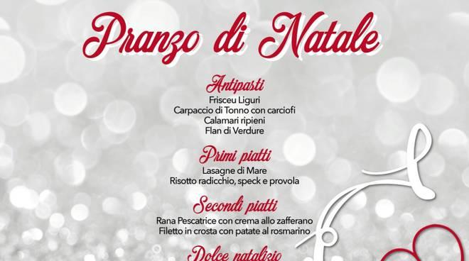 Un Menu Per Il Pranzo Di Natale.Sanremo Anema E Core Propone Un Menu Speciale Per Il